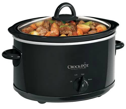 Manual Slow Cooker