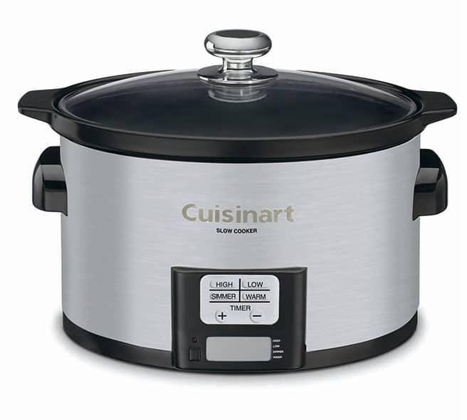 Cuisinart PSC-350-Quart Programmable Slow Cooker