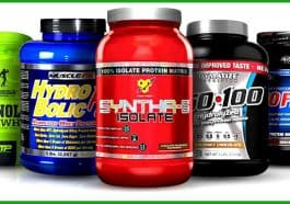 best whey protein powders