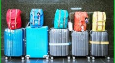 Luggage Set Black Friday Deals