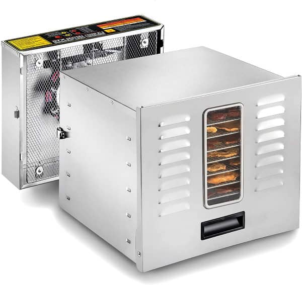 STX International DEH-1200W-XLS dehydrator