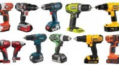 best cordless drills Black Friday