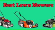 best lawn mowers