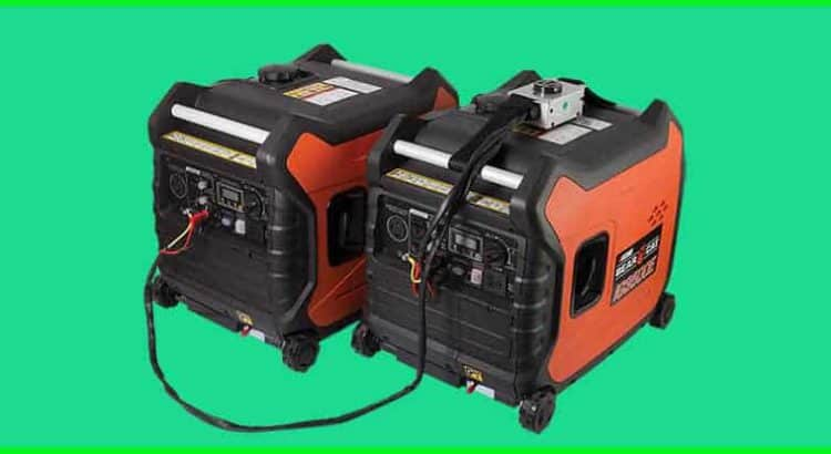 portable generator black Friday