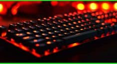 gaming keyboards black Friday deals
