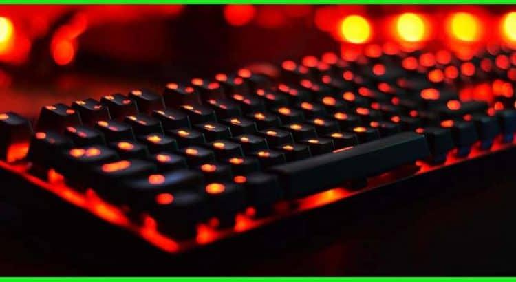 gaming keyboards black Friday deals