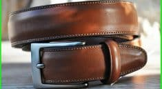 men's belts black Friday