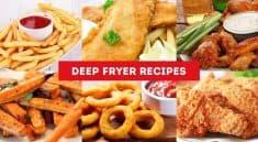 Deep Fryer Recipes