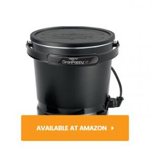 Presto GranPappy Deep Fryer in Basic Black Bucket review