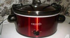 Crock-Pot SCCPVL600-R
