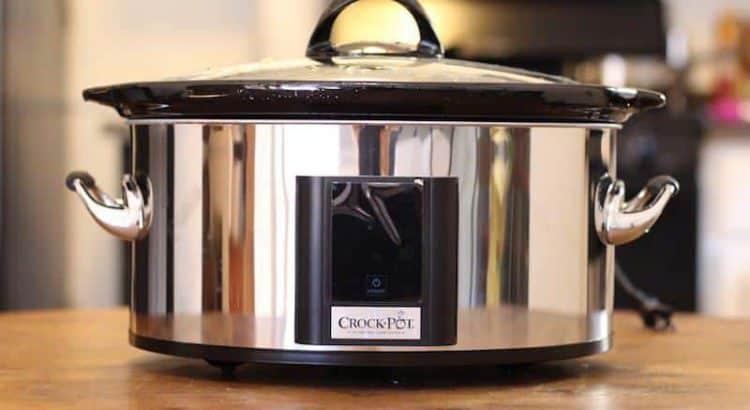 Crock-Pot SCVT650 PS