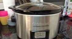 Cuisinart PSC-350 Programmable Slow Cooker