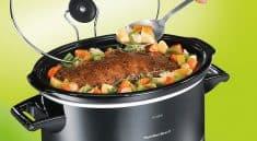 Hamilton Beach 33182A slow cooker