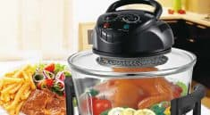 Infrared convection oven