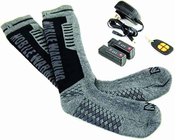 Mobile Warming Thawdaddy Heated Electric Sock